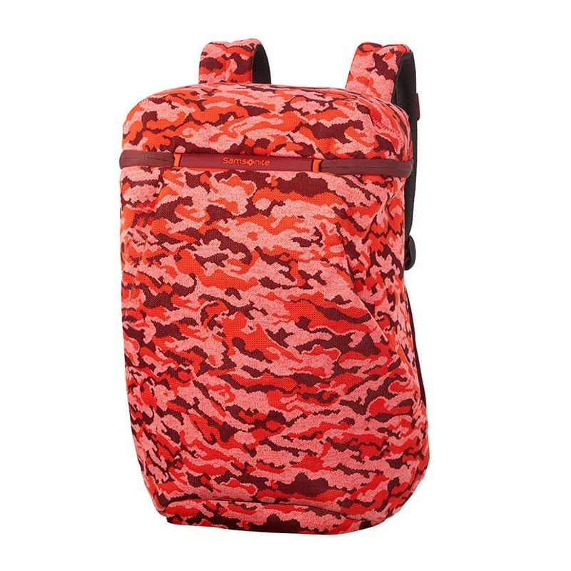 Samsonite Neoknit 15.6 punane arvuti seljakott 124039