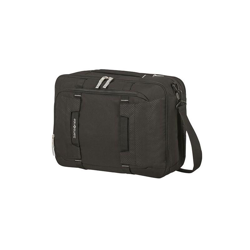 Samsonite Sonora must kott - seljakott 15,6 arvutid 128091
