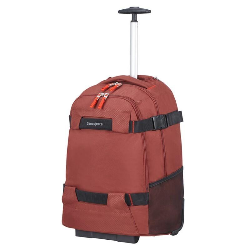 Samsonite Sonora 17 punane Ratastega arvutikott 128093