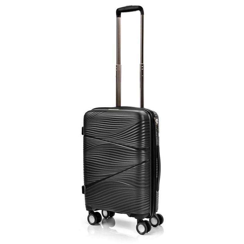 Käsipagasi kohvrid Swissbags Jaipur-M must