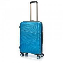 Keskmise suurusega kohvrid Swissbags Jaipur-V Türkiis