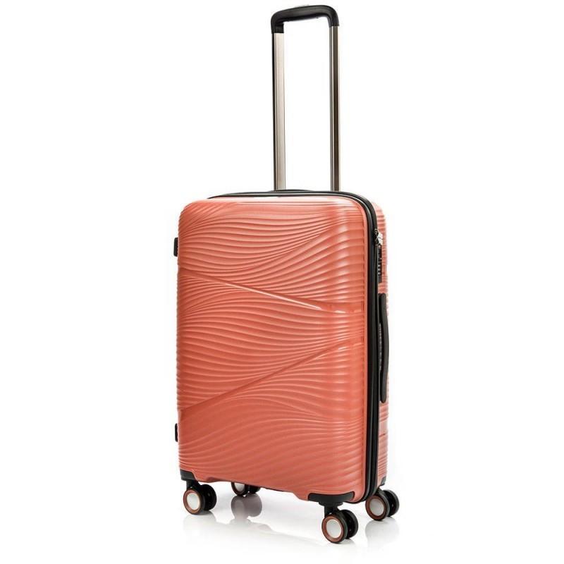 Keskmise suurusega kohvrid Swissbags Jaipur-V orange