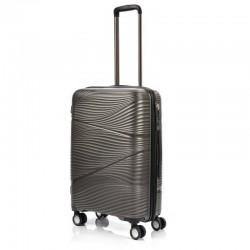 Keskmise suurusega kohvrid Swissbags Jaipur-V grey