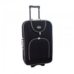 Suur kohver Suitcase 801-D tume must