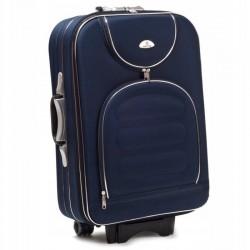 Keskmise suurusega kohver Suitcase 801-V blue