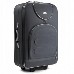 Suur kohver Suitcase 801-D tume grey