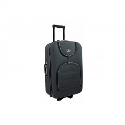 Keskmise suurusega kohver Suitcase 801-V grey