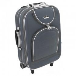 Käsipagasi kohvrid Suitcase 801-M grey