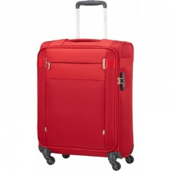 Käsipagasi kohvrid Samsonite Citybeat M-4W red