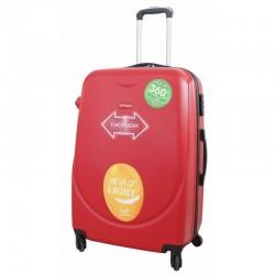 Suur kohvrid Gravitt 310A red