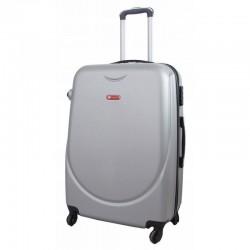 Suur kohvrid Gravitt 310A silver