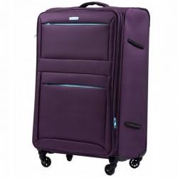 Keskmise suurusega kohvrid Wings 2861-V purple