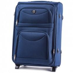Keskmise suurusega kohvrid Wings 68022-V sinine