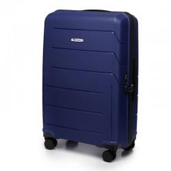 Keskmise suurusega kohver Wittchen 56-3T-772 sinine