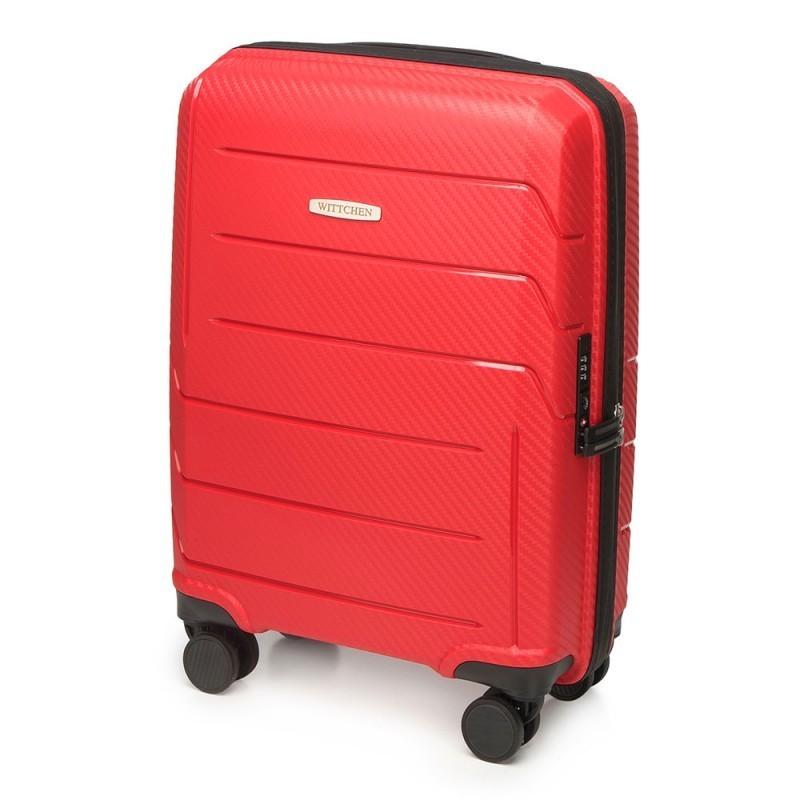 Väike kohver Wittchen 56-3T-771 red