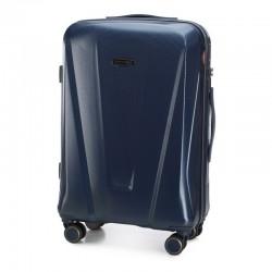 Keskmise suurusega kohvrid Wittchen 56-3P-122 blue