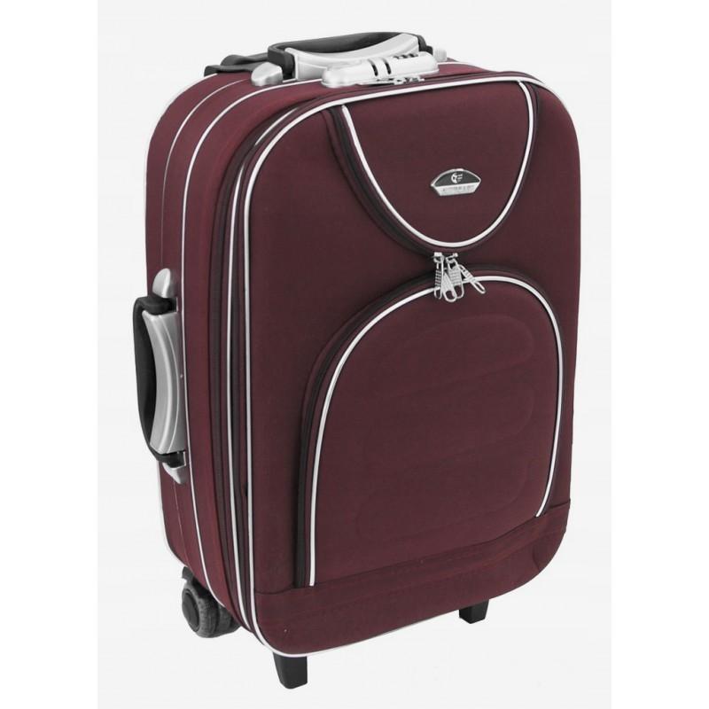Väike kohver Deli 801-M brown