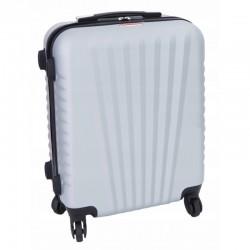 Käsipagasi kohvrid Gravitt 888A-M silver
