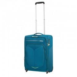 Käsipagasi kohvrid American Tourister Summerfunk M-2w hall türkiissinine