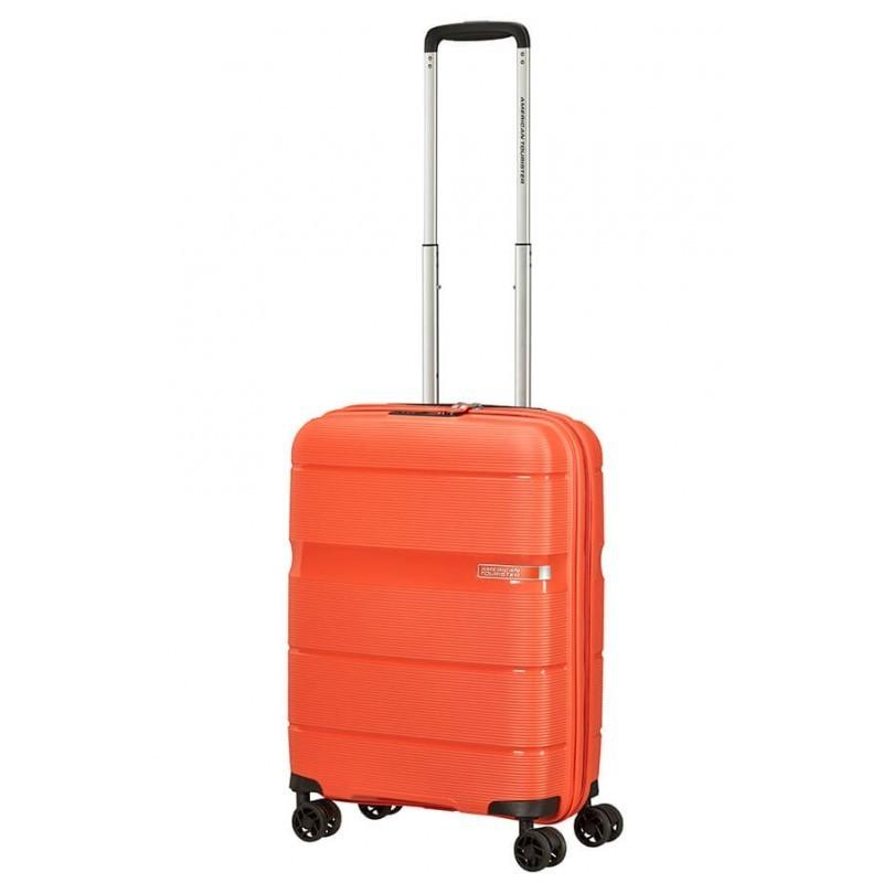 Käsipagasi kohvrid American Tourister Linex M orange