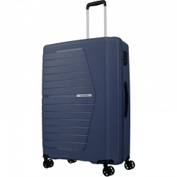 Suur kohvrid Travelite Nubis D Tumesinine