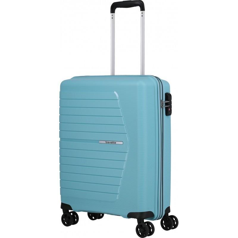 Käsipagasi kohvrid Travelite Nubis M Helesinine