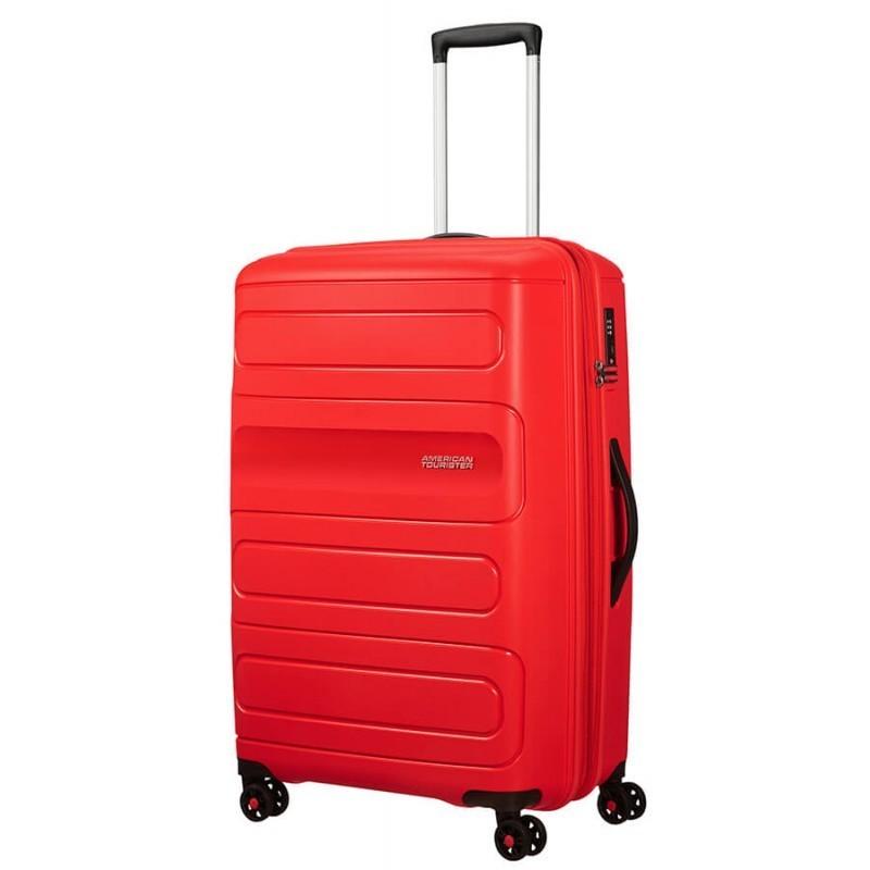 Suur Kohvrid American Tourister Sunside D punane Sunset Red