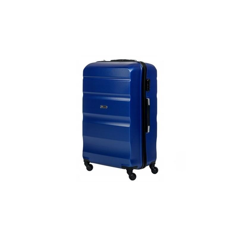 Keskmise suurusega kohvrid Gravitt Travel 710-V tumesinine