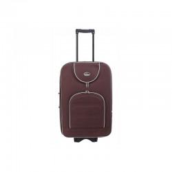 Keskmise suurusega kohver Suitcase 801-V brown