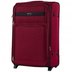 Didelis medžiaginis lagaminas Wings 1605-2-D Raudonas