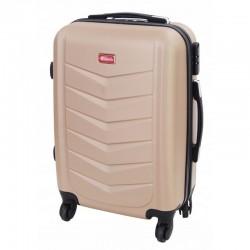 Käsipagasi kohvrid Gravitt 602-M šampanja
