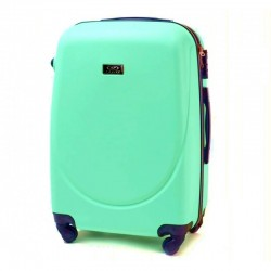 Keskmise suurusega kohver Gravitt 310-2z-V heleroheline