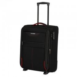 Käsipagasi kohvrid Travelite Sunny Bay M-2w must