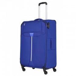 Didelis medžiaginis lagaminas Travelite Speedline D-4w Mėlynas