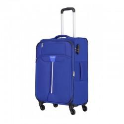 Keskmise suurusega kohver Travelite Speedline V-4w sinine