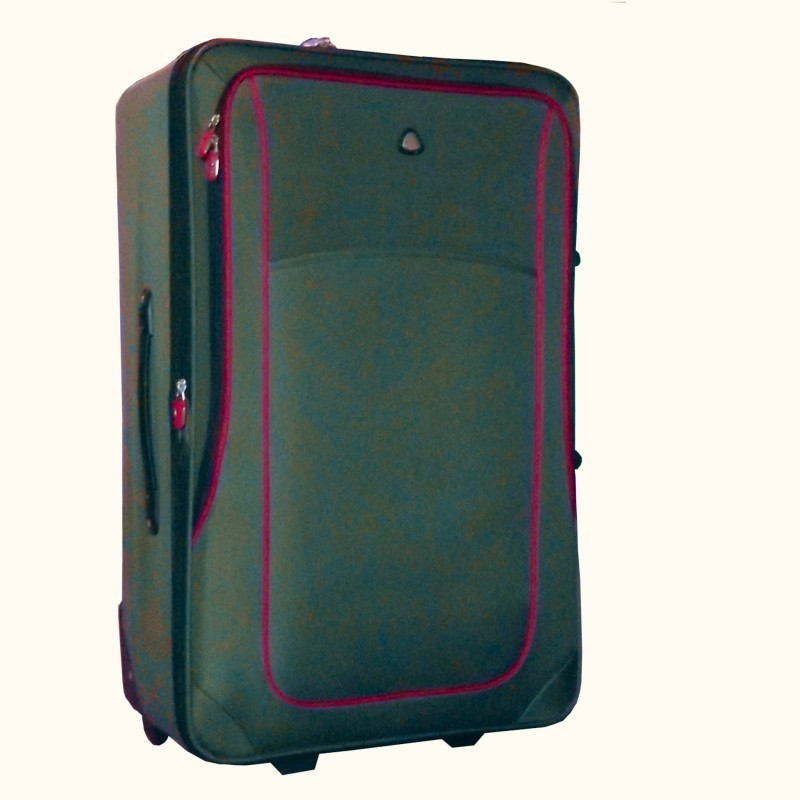 Keskmise suurusega kohver SemiLine 5459-V Chaki