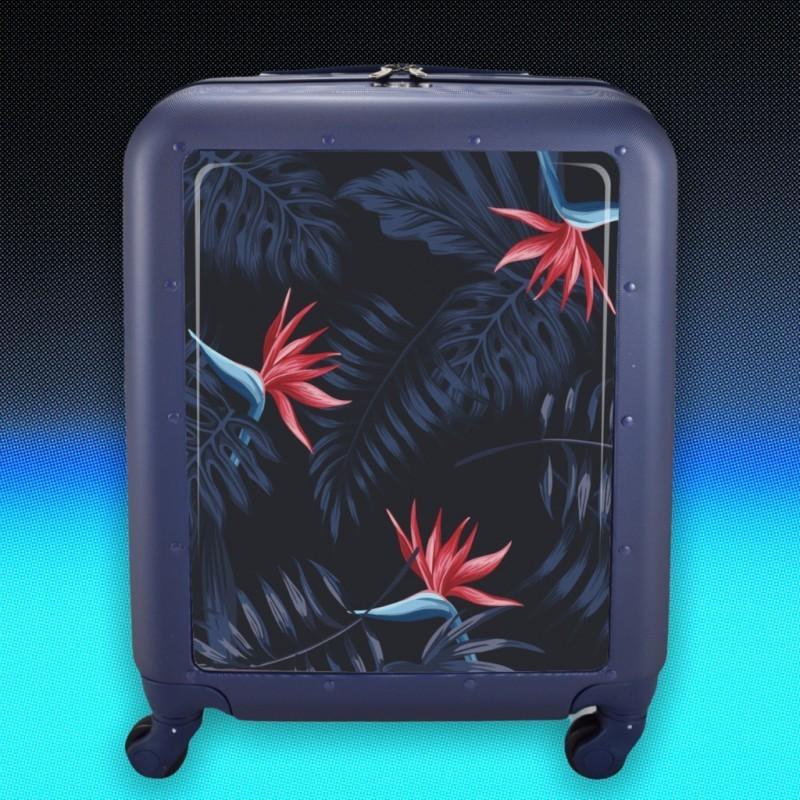Isikupärastatud kohver Semiline T5474-M sinine