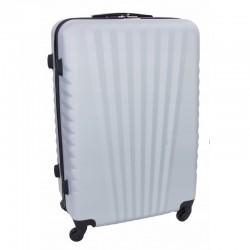 Keskmise suurusega kohver Gravitt 888A-silver