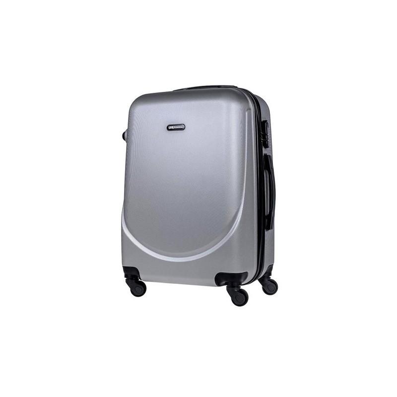 Käsipagasi kohvrid Bagia 8091-M silver