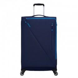 Suur kohver American Tourister Lite Volt D sinine Navy-blue