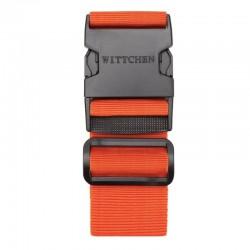 Kohvri rihm Wittchen 56-30-013 orange