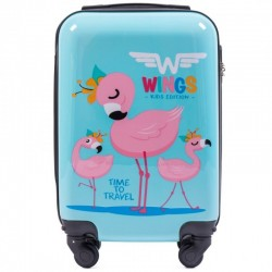 Laste kohver Wings PC-KD01-FLA-XS