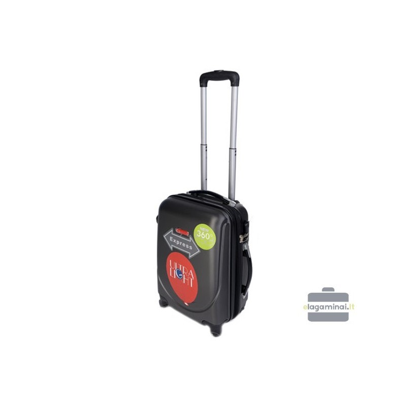 Väike kohver Gravitt 310-M tume hall