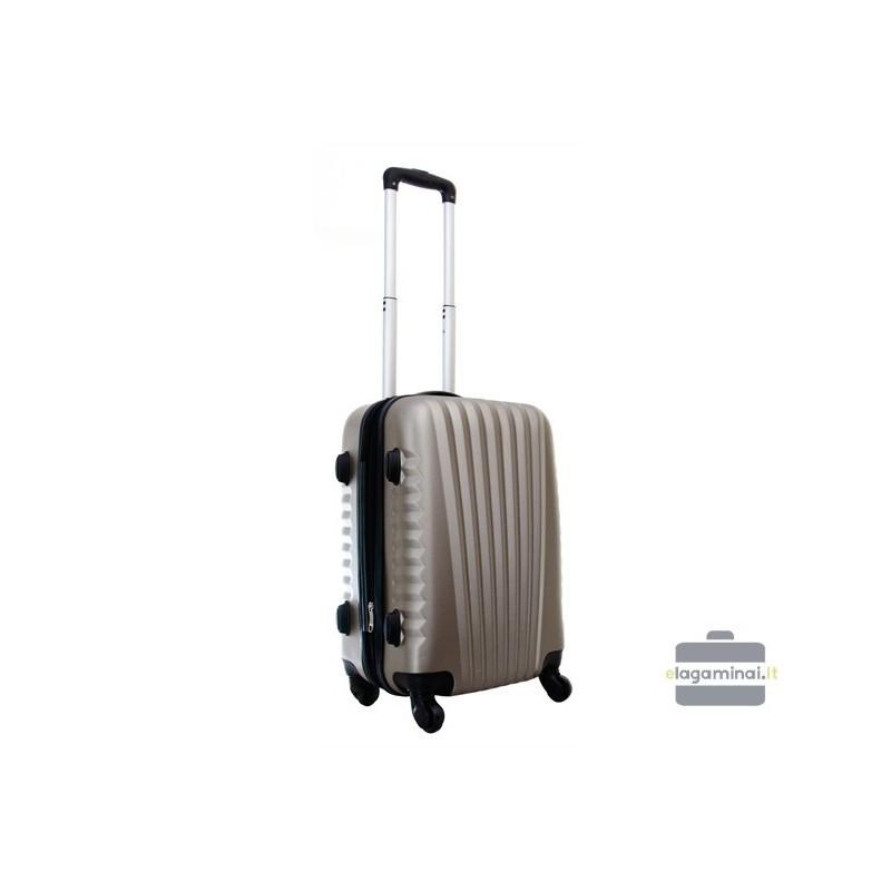 Väike kohver Gravitt 888-M hõbe