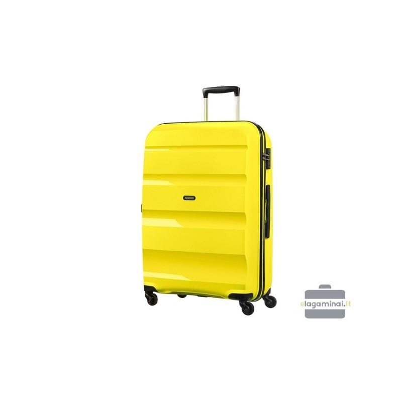 7c004ac8354 Keskmise suurusega kohver American Tourister Bon Air V kollane Samsonite