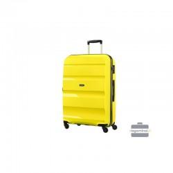 Väike kohver American Tourister Bon Air M kollane