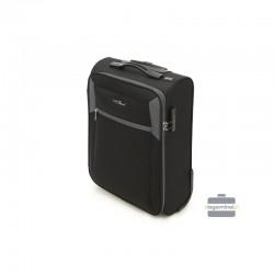 Väike kohver Vip Travel V25-3S-231 must hall