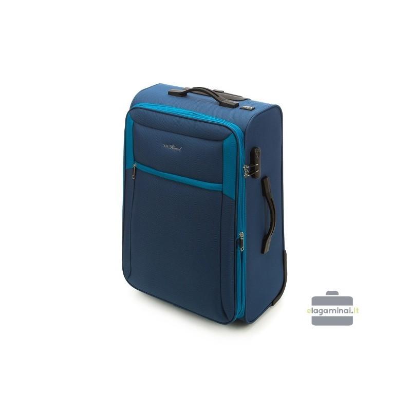 Keskmise suurusega kohver Vip Travel V25-3S-232 sinine