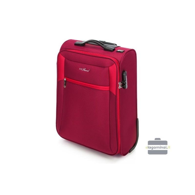 Väike kohver Vip Travel V25-3S-231 punane