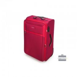 Suur kohver Vip Travel V25-3S-233 punane